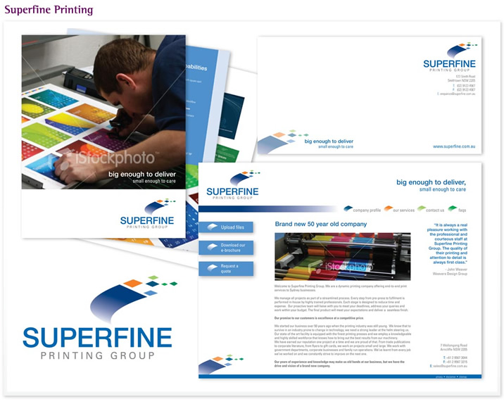 Superfine Printing Group